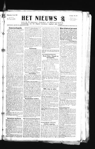 Schoonhovensche Courant 1945-06-04