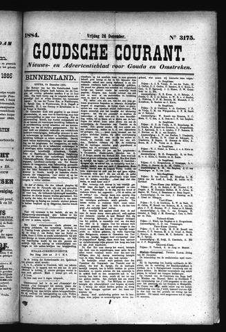 Goudsche Courant 1884-12-26