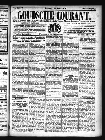 Goudsche Courant 1917-07-10