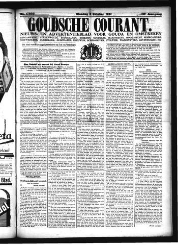 Goudsche Courant 1931-10-06