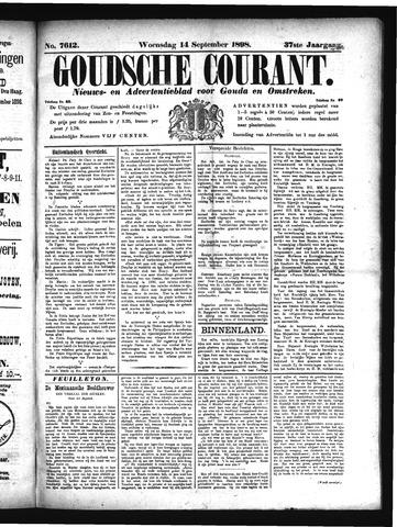 Goudsche Courant 1898-09-14