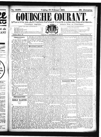 Goudsche Courant 1911-02-17