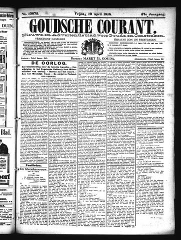 Goudsche Courant 1918-04-19