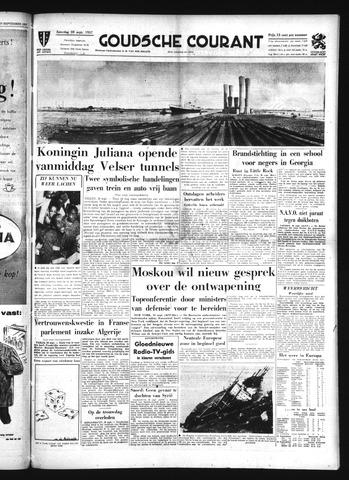 Goudsche Courant 1957-09-28