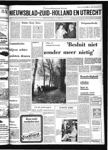 Schoonhovensche Courant 1978-09-22