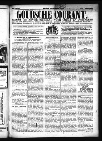 Goudsche Courant 1930-10-31