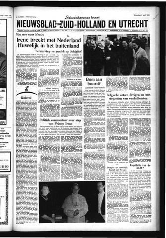 Schoonhovensche Courant 1964-04-08