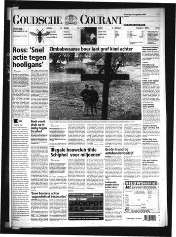 Goudsche Courant 2002-08-12