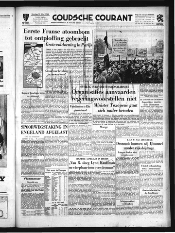 Goudsche Courant 1960-02-13