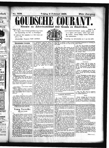 Goudsche Courant 1900-02-09