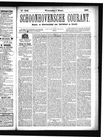 Schoonhovensche Courant 1897-03-03