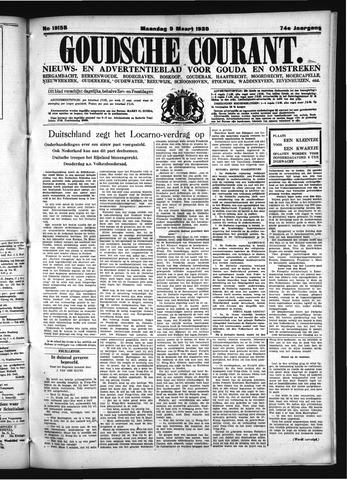 Goudsche Courant 1936-03-09