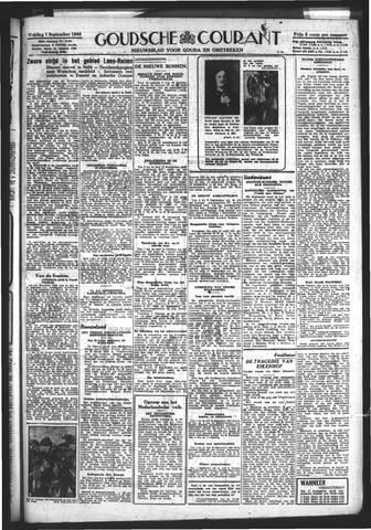 Goudsche Courant 1944-09-01
