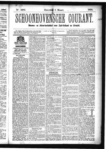Schoonhovensche Courant 1902-03-08