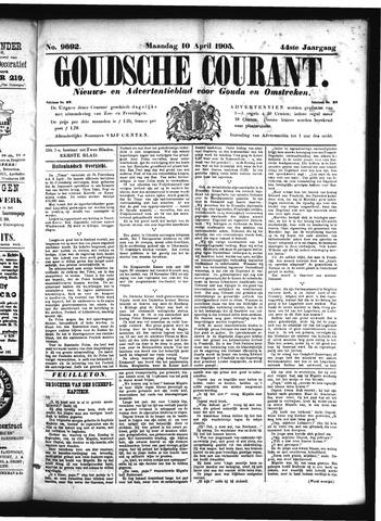 Goudsche Courant 1905-04-10