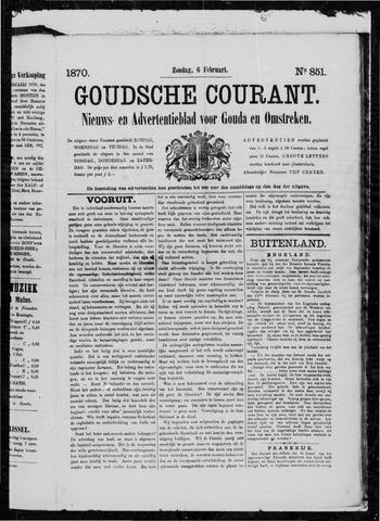Goudsche Courant 1870-02-06