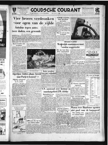 Goudsche Courant 1959-11-18