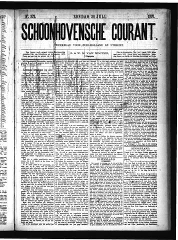 Schoonhovensche Courant 1876-07-30