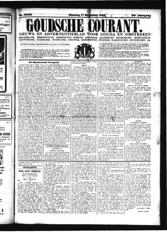 Goudsche Courant 1926-08-17