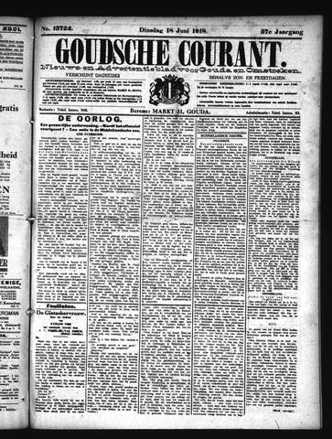 Goudsche Courant 1918-06-18