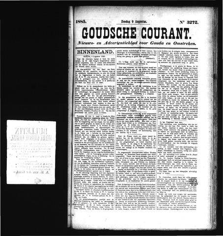 Goudsche Courant 1885-08-09