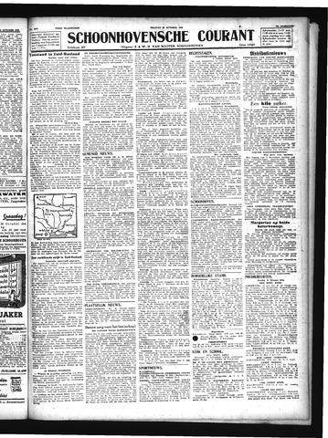 Schoonhovensche Courant 1943-10-29