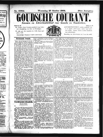 Goudsche Courant 1909-10-27