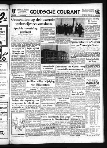 Goudsche Courant 1958-06-25