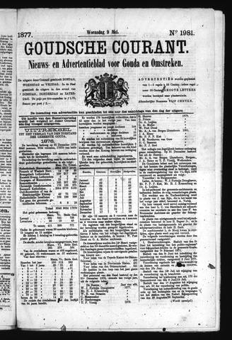 Goudsche Courant 1877-05-09