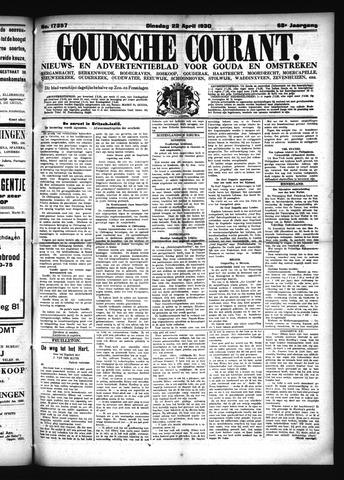 Goudsche Courant 1930-04-22
