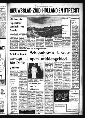 Schoonhovensche Courant 1975-10-08