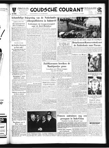 Goudsche Courant 1950-10-27