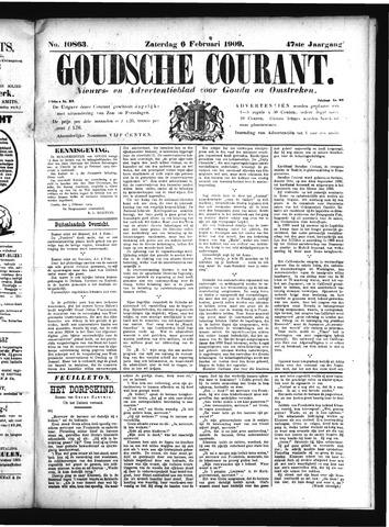 Goudsche Courant 1909-02-06