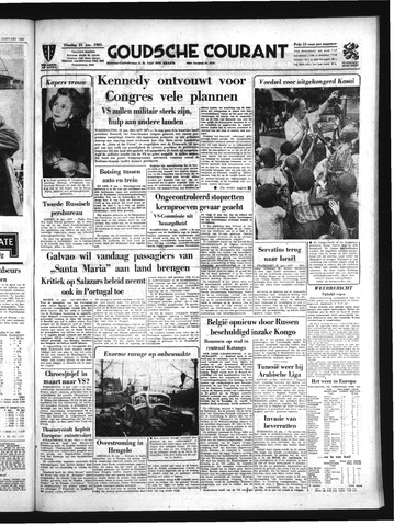 Goudsche Courant 1961-01-31