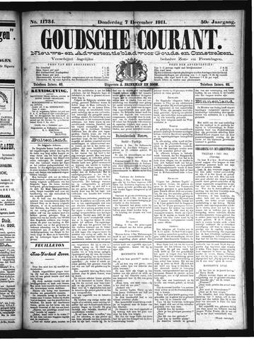 Goudsche Courant 1911-12-07