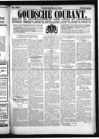 Goudsche Courant 1934-06-28