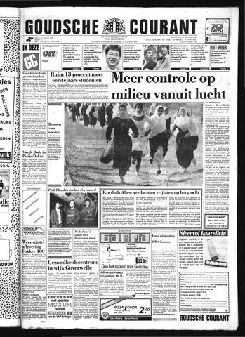 Goudsche Courant 1988-01-20