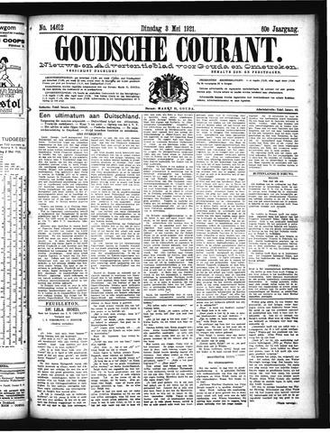 Goudsche Courant 1921-05-03