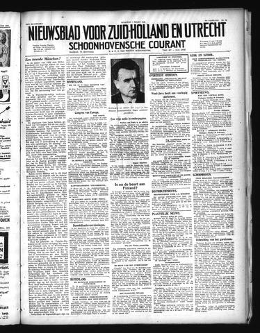 Schoonhovensche Courant 1948-03-01