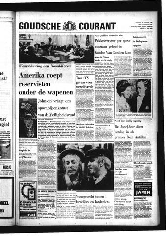 Goudsche Courant 1968-01-26