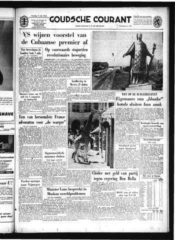 Goudsche Courant 1964-07-07