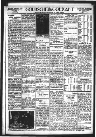 Goudsche Courant 1943-01-18