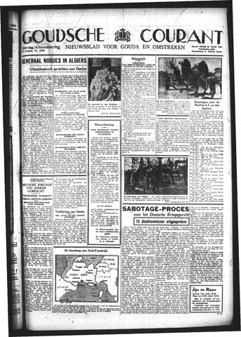 Goudsche Courant 1942-11-14