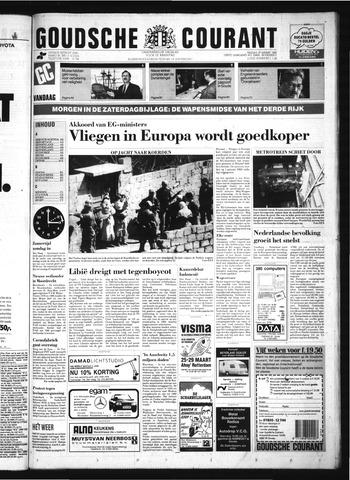 Goudsche Courant 1992-03-27