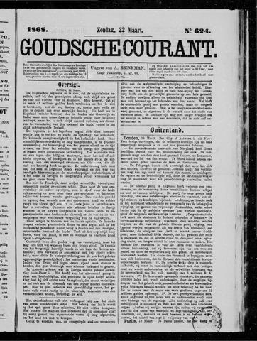 Goudsche Courant 1868-03-22