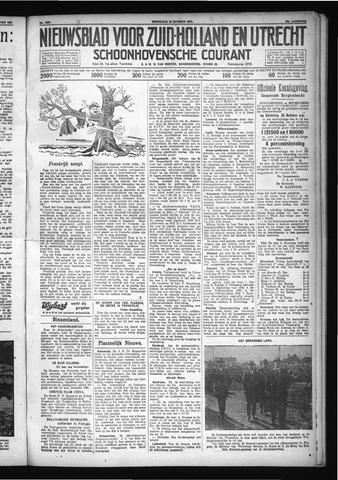 Schoonhovensche Courant 1931-10-28