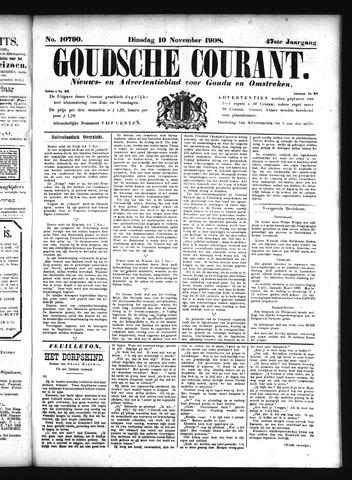 Goudsche Courant 1908-11-10