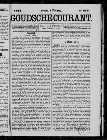 Goudsche Courant 1868-02-09