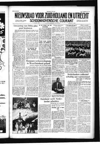Schoonhovensche Courant 1956-07-16