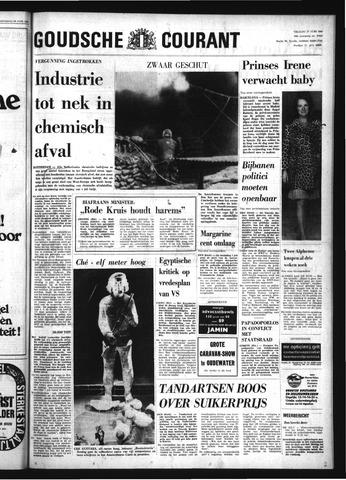 Goudsche Courant 1969-06-27